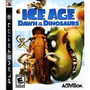 Ice Age: Dawn Of The Dinosaurs Ps3 - Jogo Era Do Gelo 3