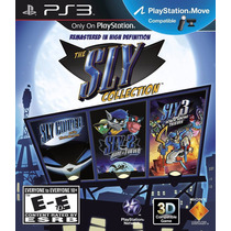 Jogo Download The Sly Collection(sly 1, 2, 3) Ps3 Psn