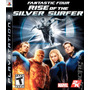 Fantastic Four Rise Of The Silver Surfer Playstation 3 Ps3