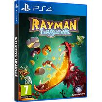 Rayman Legends - Jogo Aventura Playstation 4