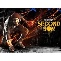 Infamous Second Son # Ps4 1ªia # Não Compre : A L U G U E !!