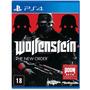 Jogo Ps4 Wolfenstein - The New Order - Webfones