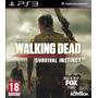 The Walking Dead Survival Ps3 1º (código Psn) Rafa Gamer!