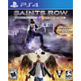 Saints Row Iv:re-elected+gat Out Of Hell Ps4