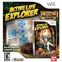 Box Active Life Explorer Nintendo Wii Incluso Tapete E Jogo