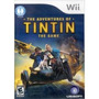Jogo The Adventures Of Tintin Tin Tin The Game Nintendo Wii