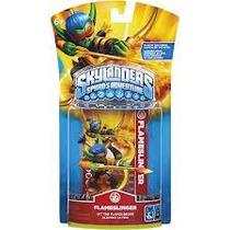Boneco Skylanders Spyros Adventure Flameslinger Nintendo Wii