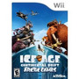 Jogo Ice Age Continental Drift Artic Games Era Do Gelo Wii