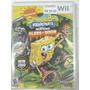 Spongebob Squarepants Featuring Nicktoons Globs Of Doom-wii