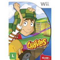 Super Game Wii Chaves Original Lacrado Frete Grátis Dj