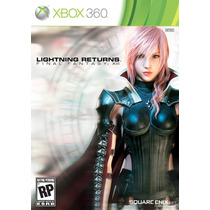 Lightning Returns: Final Fantasy 13 - Jogo Xbox 360
