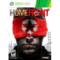 Homefront P/ Xbox 360 Usado