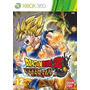 Jogo Dragon Ball Z Ultimate Tenkaichi Lacrado Para Xbox 360