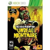 Jogo Xbox 360 Lacrado Red Dead Redemption Undead Nightmare