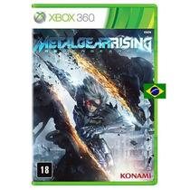 Metal Gear Rising: Revengeance Xbox 360 Versão Português