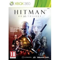 Hitman Hd Trilogy X360 Frete R$6,50 Entrego Em Botafogo Rj
