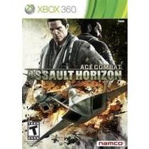 Ace Combat 7 Assault Horizon - Jogo Para Xbox 360 Semi Novo