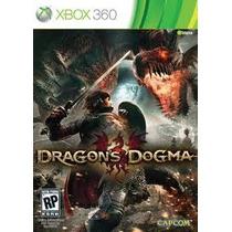 Jogo Ntsc Dragons Dogma Original E Lacrado Para Xbox 360