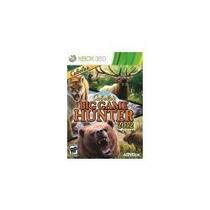 Jogo Lacrado Cabela`s Big Game Hunter 2012 Para Xbox 360