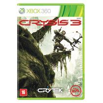 Jogo X360 Crysis 3 Webfones