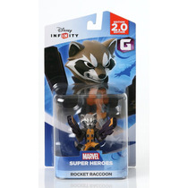 Disney Infinity 2.0 Marvel Super Heroes Rocket Raccoon