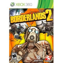 Borderlands 2 - Jogo Para Xbox 360