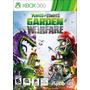 Plants Vs Zombies Garden Warfare Xbox 360 Portugues Original