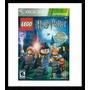 Lego Harry Potter 1- 4. Novo, Lacrado. Para Xbox 360.