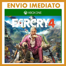 Far Cry 4 - Xbox One Xone - Português Br - Pronta Entrega!