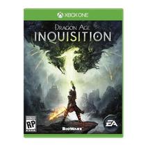 Jogo Novo Lacrado Dragon Age Inquisition Para Xbox One