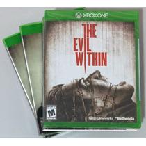 Evil Within Xbox One - Edição Especial Pré-venda Com Dlcs