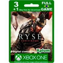 Ryse: Son Of Rome - Xbox One - Digital - 3 Dias!
