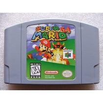 Super Mario 64 Original Americano! 100% Gravando + Garantia!