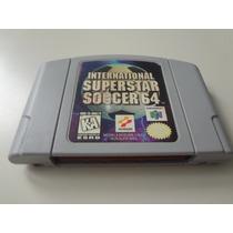 Nintendo 64 - International Super Star Soccer 64 Original