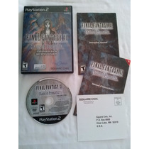 Final Fantasy Xi Chains Of Promathia Online Ps2 Original