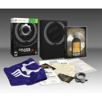 Jogo Em Português Xbox 360 Gears Of War 3 Edição Limitada 3d