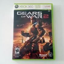 Gears Of War 2 - Completo - Xbox 360 - Usado - Sem Juros