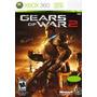 Jogo Gears Of War 2 Xbox 360 Midia Física Lacrado Nota Fisca