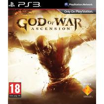 God Of War 4 Gow Iv Ascension Português Ps3 Entrego Agora