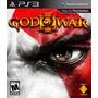 God Of War 3 - Jogo Exclusivo Playstation 3 Gow Iii Ps3
