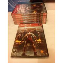 God Of War 2 Playstation 2 Original Americano Lacrado Novo !