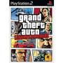 Jogo Recon Gta Grand Theft Auto Liberty City Stories Ps2