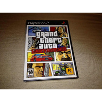 Grand Theft Auto Liberty City Stories Lacrado (black Label)