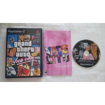 Gta Vice City Playstation 2 Original Americano Ntsc