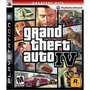 Gta 4 Grand Theft Auto Iv 4 - Ps3 - Lacrado - Ottogames