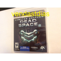 Jogo Ps3 Dead Space 2 Limited C/ Dead Space Extraction