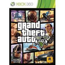Gta 5 V Grand Theft Auto Xbox Port. Pronta Entrega Retire Sp