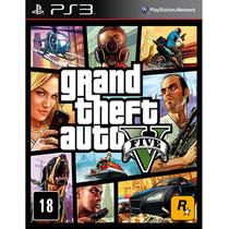 Gta 5 V Grand Theft Auto Ps3 Em Português