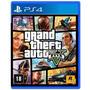 Gta V Português Ps4 Lacrado Grand Theft Auto 5 Playstation 4