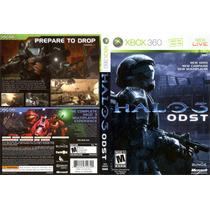 Halo 3 Odst P/ Xbox 360 Original Frete R$7,00